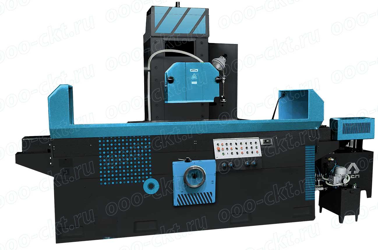 Плоскошлифовальный-станок-YM7140